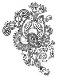 Original Hand Draw L