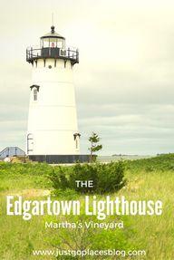 The Edgartown Lighthouse, Martha's Vineyard