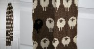 Stranded Sheep Scarf...