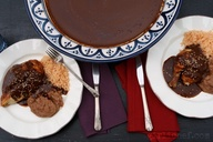 Slow-Cooker Mole Roj