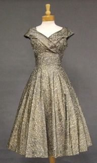 1950's Cocktail Dres