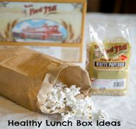Healthy Lunchbox Ide