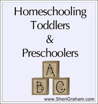 HOMESCHOOLING TODDLE