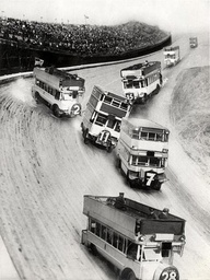 Race of double deck