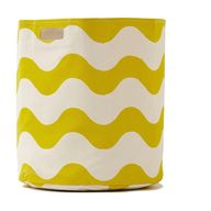 Yellow Wave Hamper -