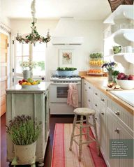 .Pretty cupboards an
