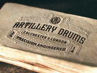 Artillery Drums Ribb