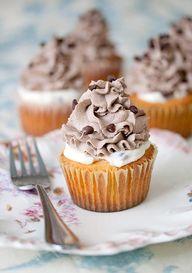 CANNOLI Cupcakes Rec