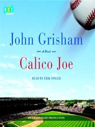 Calico Joe by John G