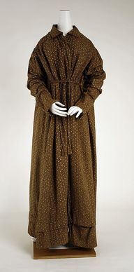 Dressing Gown 1810,