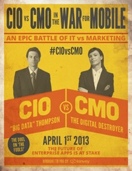 CIO vs. CMO: The Mob