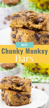 Best Chunky Monkey Bars