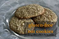breakfast oat cookie