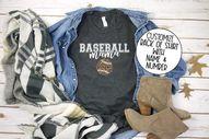 Baseball Mama Shirt, Baseball Mama Shirts, Game Day Shirt, Mom Baseball Shirt, Baseball Mama Life, Game Day Vibes Shirt, Leopard Print Shirt