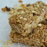 Nut Free Granola Bar