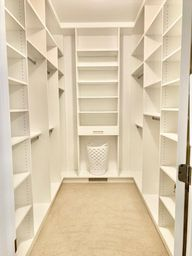 Simplify you life with Innovative Closets! Visit out website and contact us for a free complementary consultation!