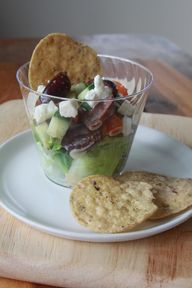 Greek Salad Cups | E