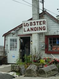 Lobster Landing is on the waterfront in Clinton, CT