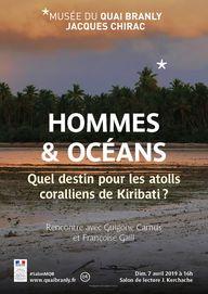 musée du quai Branly - Jacques Chirac - Production - musée du quai Branly - Jacques Chirac - Hommes et océan : quel destin pour les atolls coralliens de Kiribati