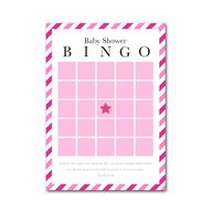 Baby Shower Bingo -