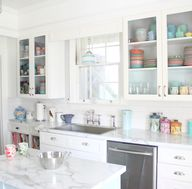 Pastels,kitchen...