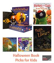 Halloween Book Picks