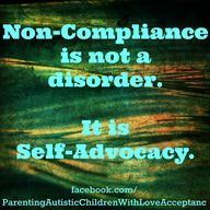 Non-Compliance is no