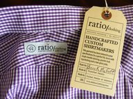 Ratio Clothing butto