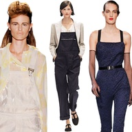 Overalls For Women Spring 2013 Fashion Trend - FLARE