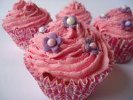 Delicious cupcakes #
