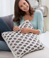 Mesh Pillow Cover Fr
