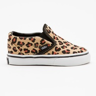 Toddler Leopard Vans