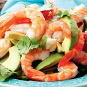 Quick Spiced Prawn C