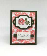 Paper Seedlings: HUGS, PRAYERS AND LOVE
