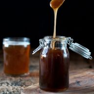Salted Beer Caramel