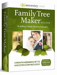 Family Tree Maker,
