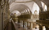 Mafra Palace Library