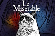 Le chat misérable.