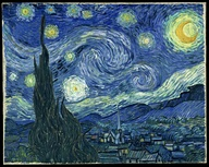 Van Gogh's Starry Starry Night