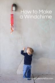 How to Make a Wind C