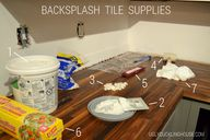 How to Tile a Backsp