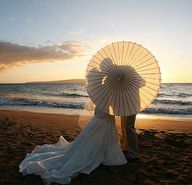 Wedding Photos With Parasols « David Tutera Wedding Blog • It's a Bride's Life • Real Brides Blogging til I do!
