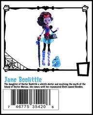 Jane Boolittle