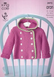 Baby Set in King Col