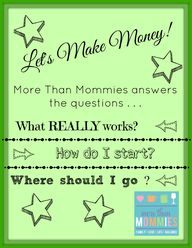 How to make money bl