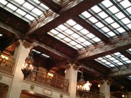 The Davenport Hotel,