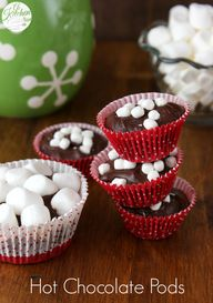 Hot Chocolate Pods -