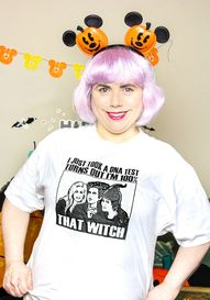 DIY Halloween Hocus Pocus & Boo To You Shirts!