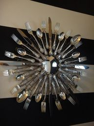 DIY Silverware Starb