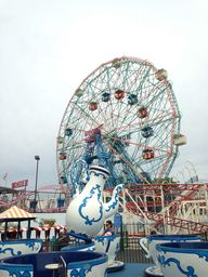 Coney Island #travel